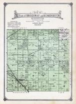 Brockway and Komensky Townships, Sheppards Siding, Jackson County 1914